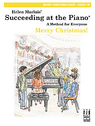 Succeeding at the Piano Merry Christmas 2b