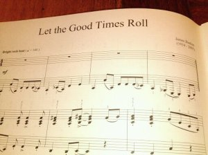 Let the Good Times Roll by James Bastien