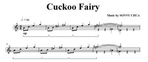 Cuckoo Fairy