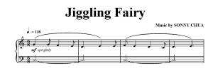 Jiggling Fairy