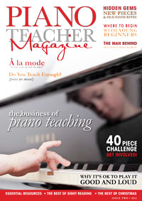 Piano Teacher Magazine Issue 2