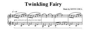 Twinkling Fairy