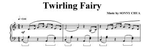 Twirling Fairy