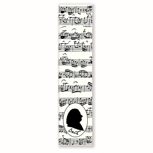 Bach Bookmark VWP0176